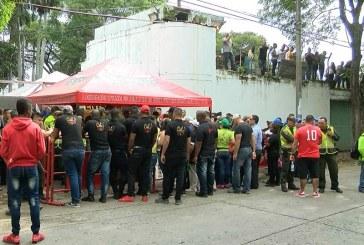 SAE comenzó proceso de desalojo a predio del antiguo Club San Fernando