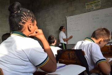 Revelan que hay 27.664 cupos para estudiar en colegios públicos de Cali