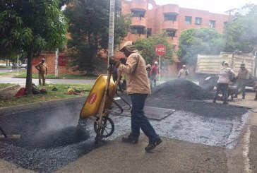 Secretaría de Infraestructura hará mantenimiento vial en las comunas de Cali