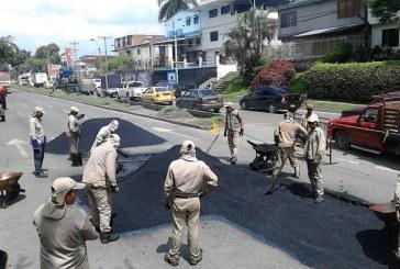 Plan Bachetón ha intervenido 24 vías de Cali durante el mes de septiembre