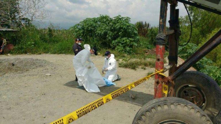 Investigan aparición de cuerpo de bebé de 3 meses cerca al río Morales, en Tuluá