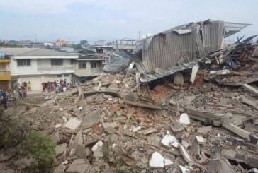 Al menos cuatro heridos deja colapso de edificio en barrio de Buenaventura