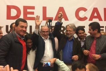 Tras consulta, Humberto de la Calle es candidato del Partido Liberal a la presidencia