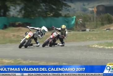 Zarzal recibe las penúltimas válidas de motovelocidad del 2017