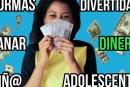 ¿Cómo ganar dinero siendo niño o adolescente?