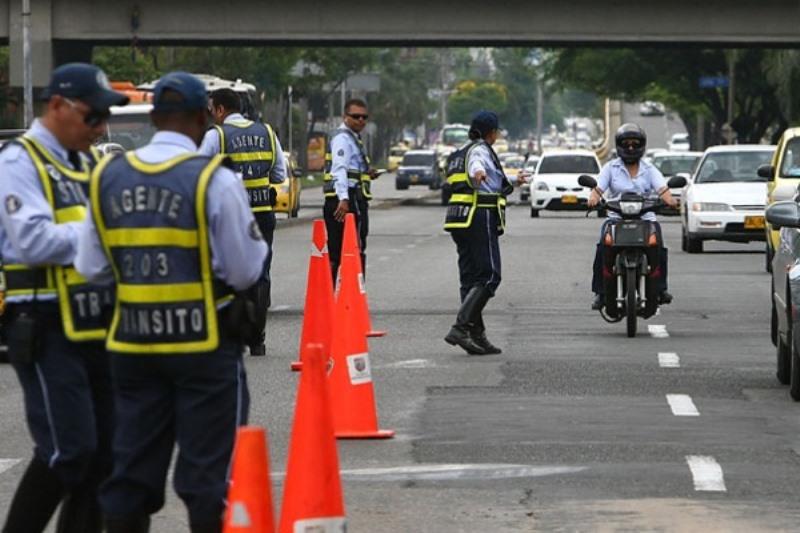 Intensifican operativos para garantizar seguridad vial durante puente festivo en Cali
