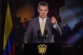 Juan Manuel Santos pidió que se tramite lo antes posible Ley Estatutaria de la JEP