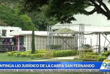 Continúa sin resolverse lío jurídico por predio del antiguo Club San Fernando