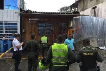 Niño de seis años murió por incendio en su vivienda en Buenaventura