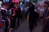 El Mindo, el 'influencer' caleño que le enseñó a bailar salsa a la 'Mujer Maravilla'