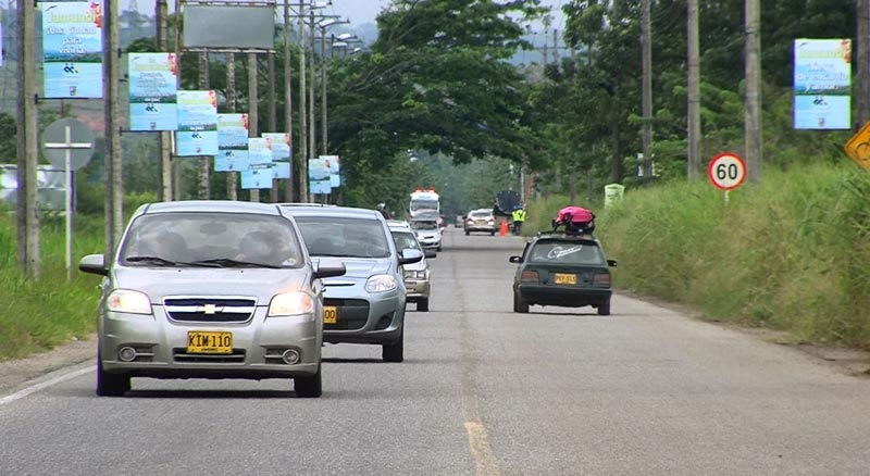 Movilidad en el Valle ahora es en su mayoría para transporte de víveres