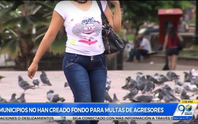 Advierten que municipios del Valle no han creado fondo para multas de agresores de mujeres