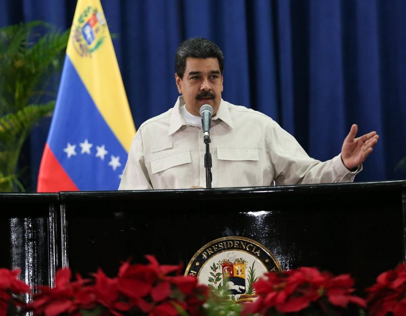 Estados Unidos y seis países más solicitan la suspensión de Venezuela de la OEA