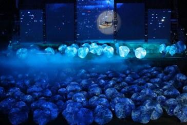 Video: en una mágica noche, Santa Marta inauguró los XVIII Juegos Bolivarianos