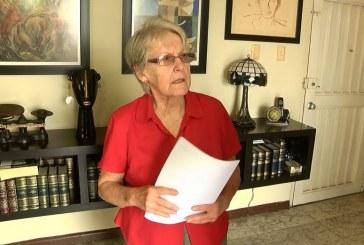 Mujer de 81 años denuncia que en su EPS aparece como muerta y por eso no la atienden