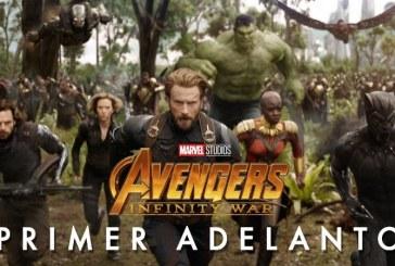 Avengers: Infinity War tiene su primer tráiler y aquí lo puedes disfrutar