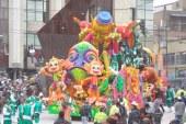 Polémica por prohibición de espuma en el Carnaval de Negros y Blancos de Pasto