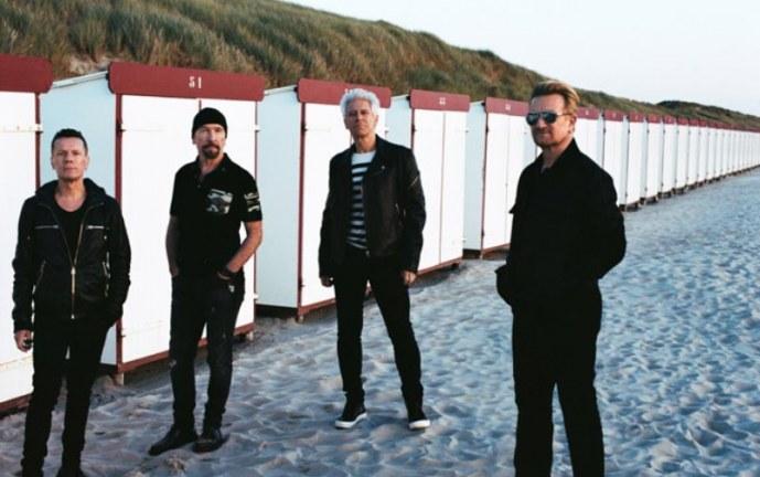 """Reconocerán a banda U2 como """"ícono global"""" durante premios MTV EMA 2017"""