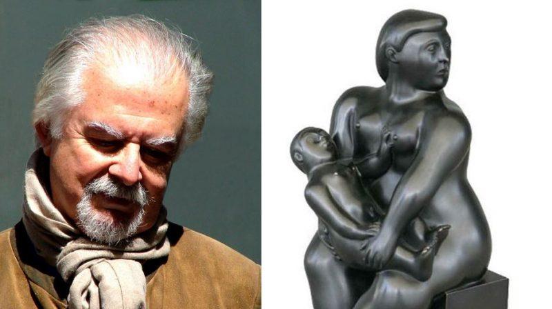 """Así fue el """"robo de película"""" de una escultura de Botero en una galería de París"""