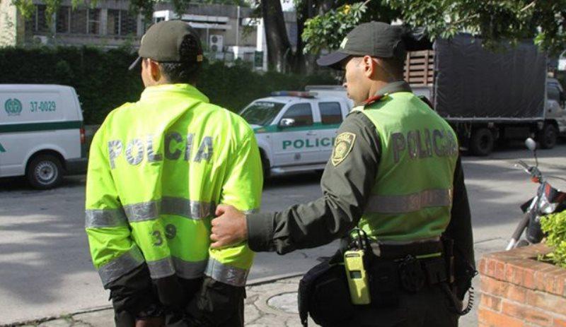 Capturan dos miembros de la Policía acusados de secuestro extorsivo a comerciante