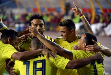 Selección Colombia goleó 4-0 a China en el segundo amistoso de la gira asiática