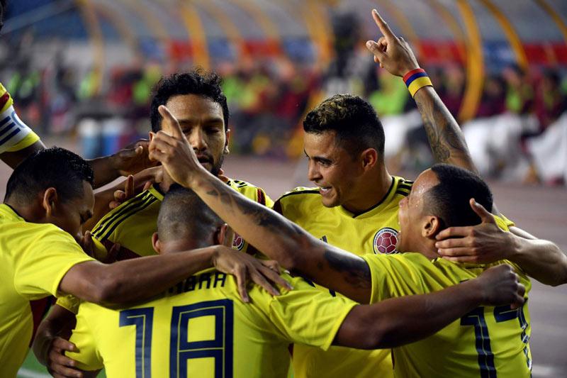 Selección Colombia confirma que su sede para Rusia 2018 será en Kazán