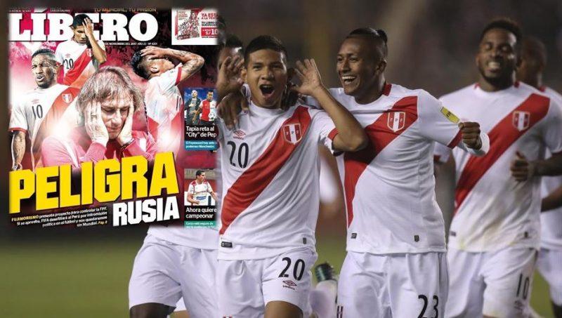 No es broma: Perú podría quedar fuera de Rusia 2018