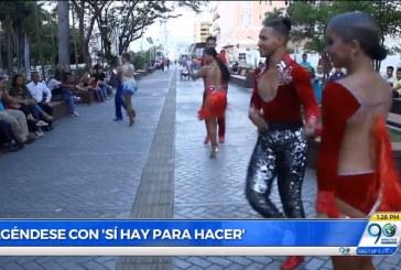 Música del Pacífico y bailarines de salsa en 'Artistas al Bulevar'