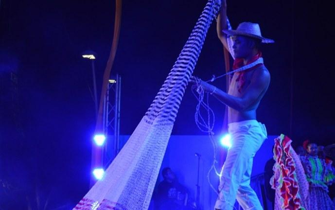 Tradicionales ritmos del Pacífico se vivieron en la 3a. Bienal Internacional de Danza
