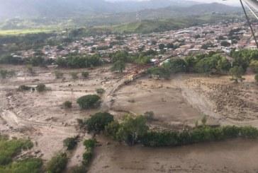 Tragedia en Corinto: 4 muertos y 18 desaparecidos por avalancha del río Paila