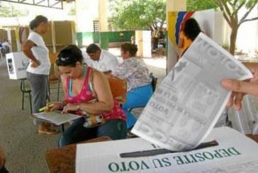Finalizó jornada de votación: los caleños ya eligieron sus Jueces de Paz y Reconsideración