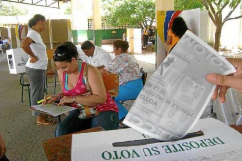 Con nuevo Código Electoral se busca implementar el voto electrónico