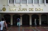 Secretaría de Salud desmintió el cierre del Hospital San Juan de Dios en Cali