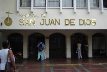 San Juan de Dios recibirá más de 2 mil millones para salir de su crisis financiera
