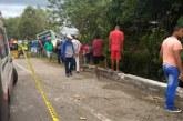 Accidente de tránsito en zona rural de Candelaria deja varios heridos