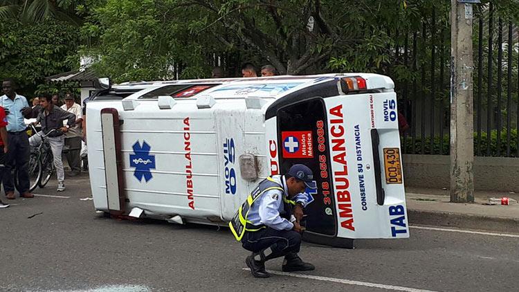 Fotos de ambulancias en accidentes 58