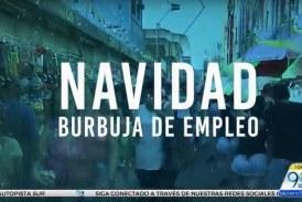 Navidad: burbuja de empleo
