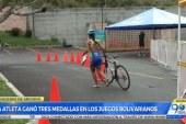 Balance positivo del Valle del Cauca en triatlón durante el 2017