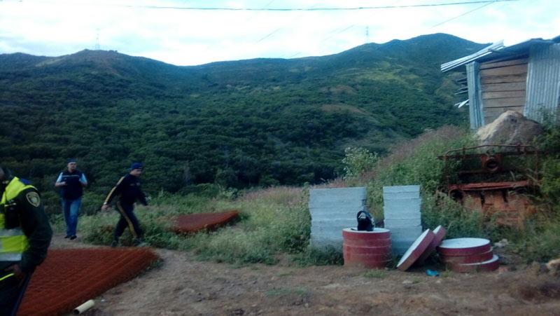 Asesinan a dos vigilantes mientas custodiaban proyecto de vivienda en Yumbo