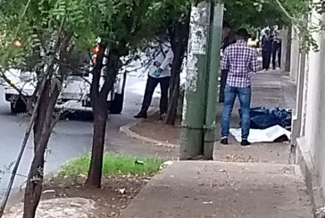 Cádaver cubierto con una lona fue hallado detrás del Hospital Psiquiátrico
