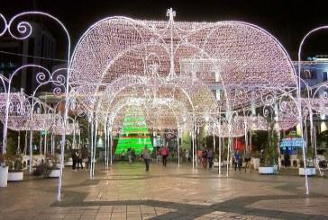 Los 6 millones de bombillos que cuentan la historia de Cali en esta navidad