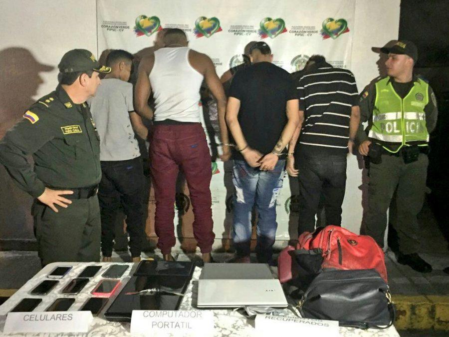Capturaron a cuatro personas que habrían asaltado el Juan Valdez de Granada
