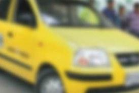 Capturan en Cali a pareja que transportaba paquetes de marihuana en un taxi
