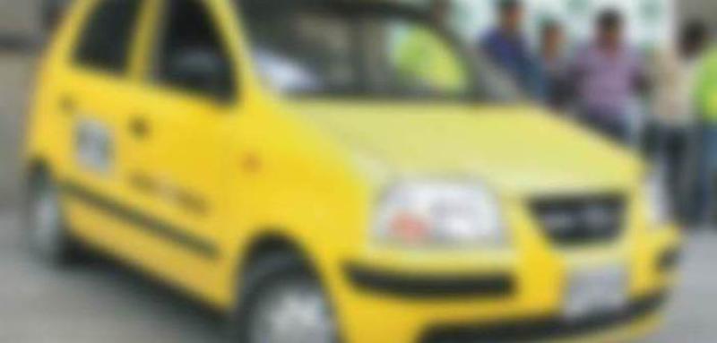 A la cárcel tres hombres responsables de hurto a taxista en el oriente de Cali