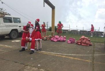Cruz Roja continúa recolección de donaciones para la campaña 'Un Regalo, Una Sonrisa'