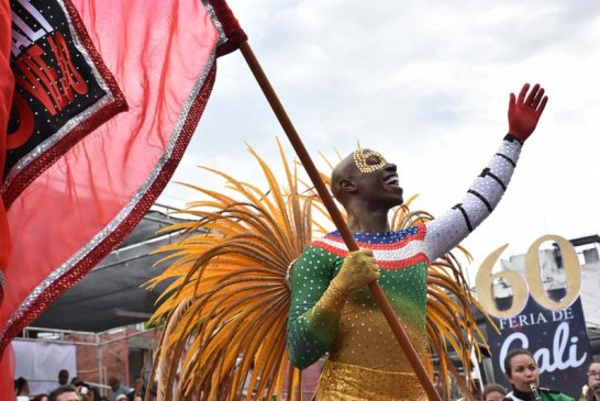 Bailarín caleño será invitado especial al carnaval de Río de Janeiro 2019