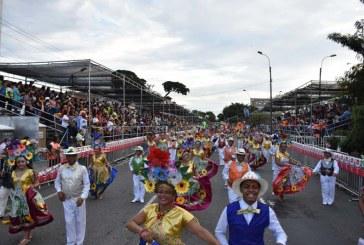 Galería: los mejores momentos del Desfile del Cali Viejo