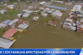 Habitantes de Chocó piden ayuda al Gobierno Nacional por fuertes inundaciones