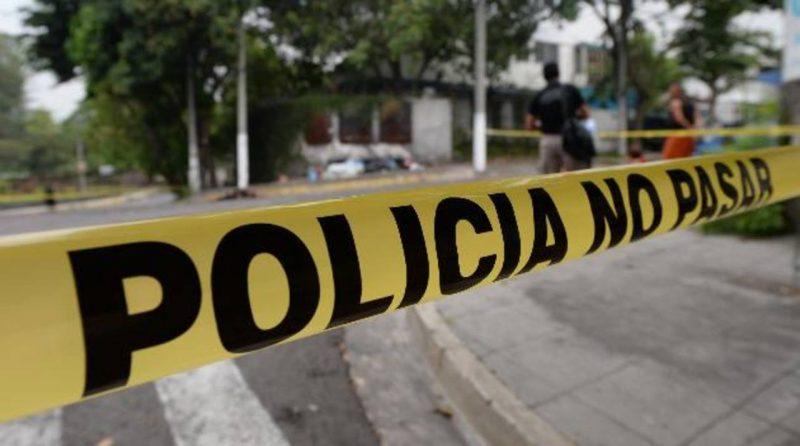 Trágico festivo dejó un saldo de seis personas muertas