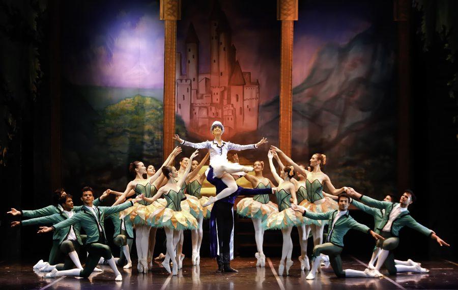 En compañía de 28 bailarines, Incolballet se presentará en China por primera vez